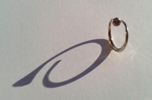 arany jeggyűrű